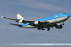 Boeing 747 KLM PH-BFM