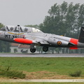 Fouga Magister Belgian Air Force - MT35