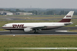 Airbus A300 DHL - OO-DLG