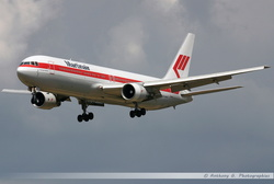 Boeing 767 Martinair - PH-MCL