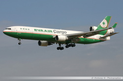MD-11 EVA Air Cargo - B-16106