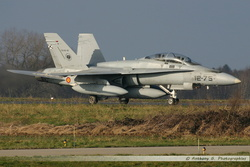EF-18 Spanish Air Force - CE15-12 - 12-75