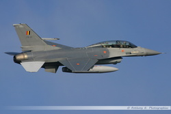F-16 Belgian Air Force - FB-21