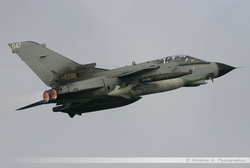 Tornado GR4 Royal Air Force - ZA556