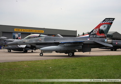 F-16 Netherlands Air Force - J-876