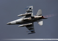 F-16 Netherlands Air Force