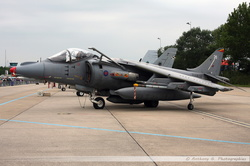 Harrier GR7 Royal Air Force - ZD378