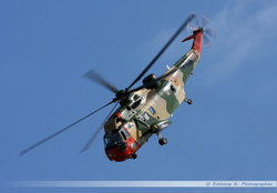 Seaking Belgian Air Force - RS01