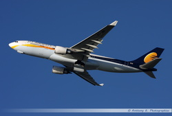 Airbus A330 Jet Airways - VT-JWN