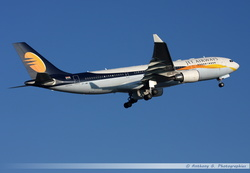 Airbus A330 Jet Airways - VT-JWN (3)