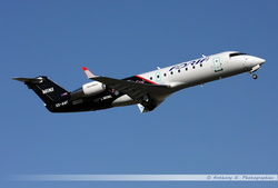 CRJ-200 Adria Airways - 5A-AAF