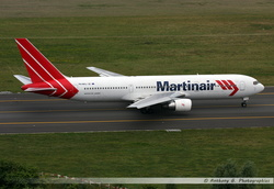 Boeing 767 Martinair - PH-MCJ