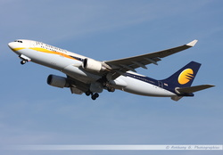 Airbus A330 Jet Airways - VT-JWJ