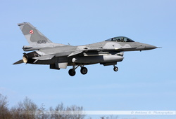 F-16 Polish Air Force - 4045