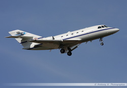 Falcon 20 Belgian Air Force - CM-02