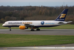 Boeing 757 Icelandair - TF-FIG