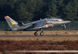 Alphajet French Air Force - 102-MB