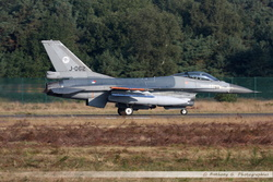 F-16 Netherlands Air Force - J-062