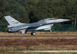 F-16 Netherlands Air Force - J-884