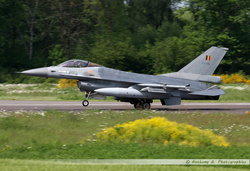 F-16 Belgian Air Force - FA-86