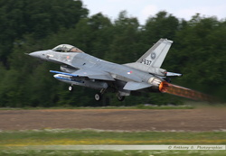 F-16 Netherlands Air Force - J-637