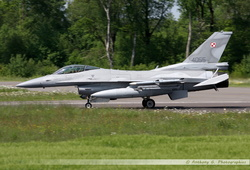 F-16 Polish Air Force - 4055