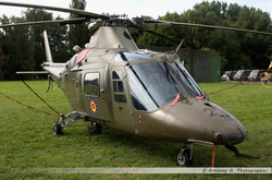 A109 Agusta Belgian Air Force - H24