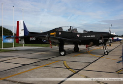 Tucano Royal Air Force - ZF210