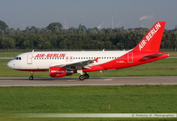 Airbus A319 Air Berlin - D-ABGH