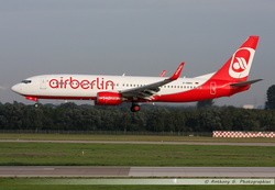 Boeing 737 Air Berlin - D-ABBH