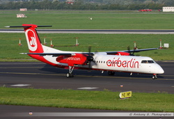 Dash 8 Air Berlin - D-ADQD