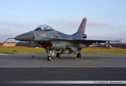 F-16 Belgian Air Force - FA-68