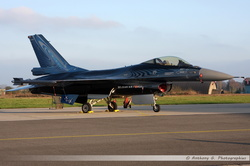 F-16 Belgian Air Force - FA-110