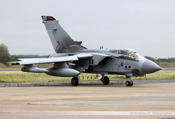 Tornado GR4 Royal Air Force - ZA607