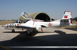 Cessna T-37 Turkish Air Force - 12804