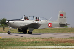 T-34 Mentor Turkish Air Force - 54-24218