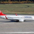 Boeing 737 Turkish Airlines - TC-JGK