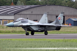 Mig-29 Slovak Air Force - 3911 (2)