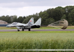 Mig-29 Slovak Air Force - 3911