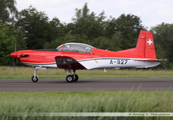 Pilatus PC-7 Swiss Air Force - A-927