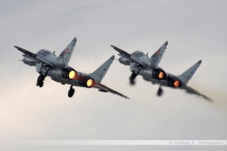 2x Mig-29 Slovak Air Force