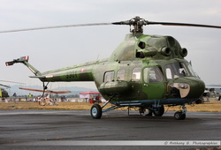 Mi-2 Slovak Air Force - 3301