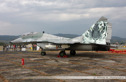 Mig-29UB Slovak Air Force - 5304