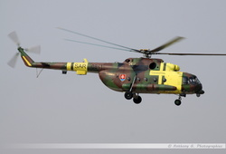 Mi-8 Slovak Air Force - 0841