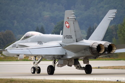 F-18 Swiss Air Force - J-5006
