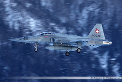 F-5 Swiss Air Force - J-3030