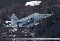 F-5 Swiss Air Force - J-3079