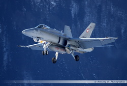 F-18 Swiss Air Force - J-5012