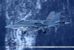 F-18 Swiss Air Force - J-5013