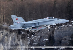 F-18 Swiss Air Force - J-5016